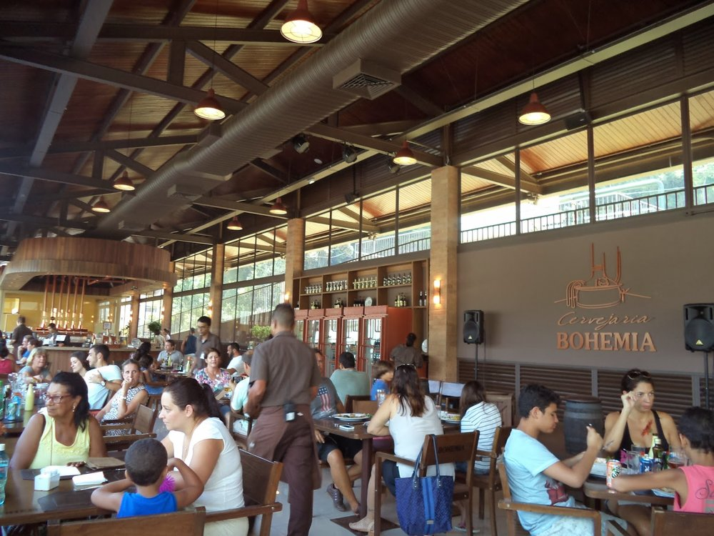 Restaurante Bohemia (Foto: Divulgação)