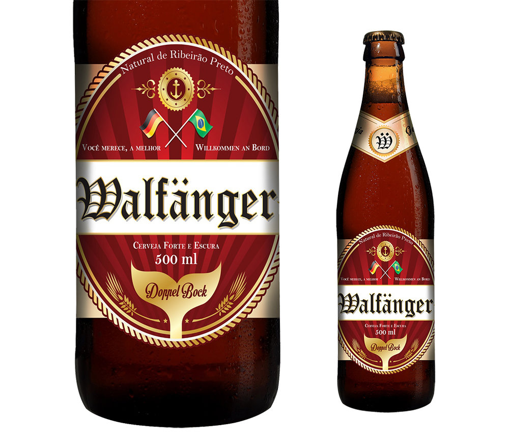 Cerveja segue a Lei da Pureza alemã (Foto: Divulgação)