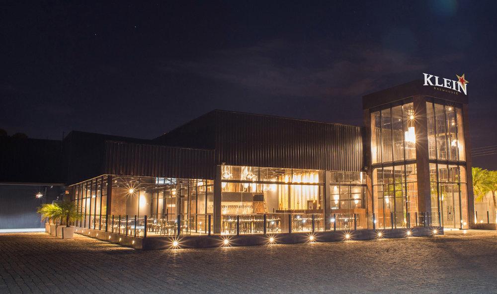 A Klein Brewhouse fica a dois quilômetros da fábrica (Foto: Divulgação)