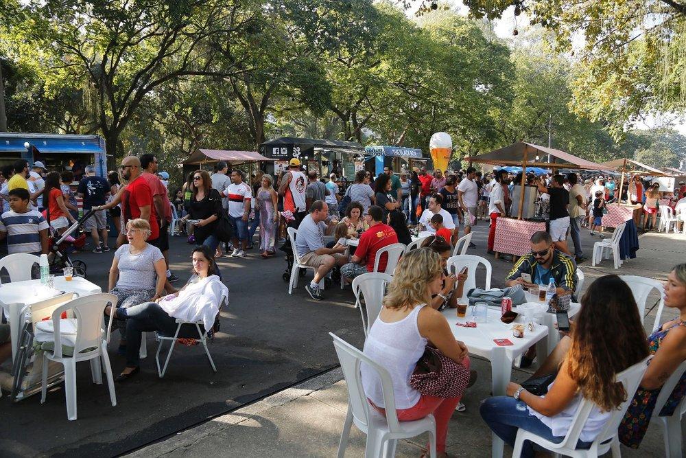 Edição comemorativa amplia as atrações, além de oferecer mais de uma centena de opções de cerveja (Foto: Divulgação)