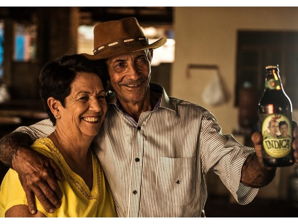 Maria e Zé Luís há duas décadas fornecem a rapadura usada na Indica, a India Pale Ale da Colorado (Foto: Divulgação)
