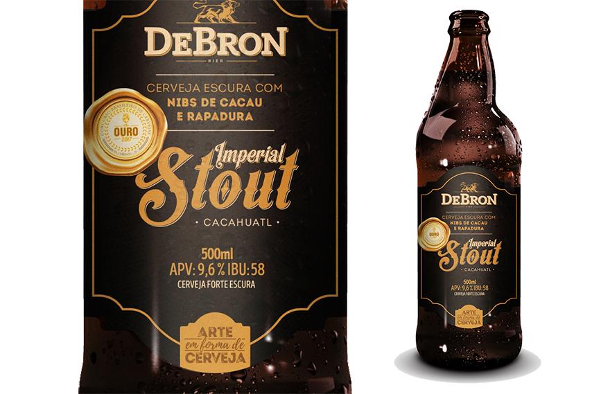 Cerveja tem em sua composição rapadura e amêndoas de cacau (Foto: Divulgação)