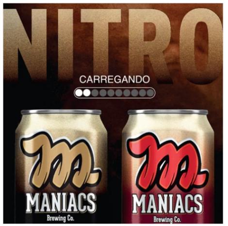 Maniacs promete cervejas com adição de nitrogênio (Foto: Divulgação)