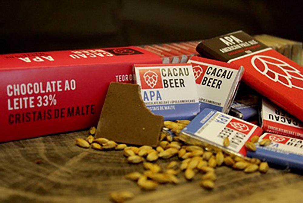 """Objetivo do criador da Cacau Beer é """"traduzir"""" no chocolate os estilos e as cervejas (Foto: Divulgação)"""