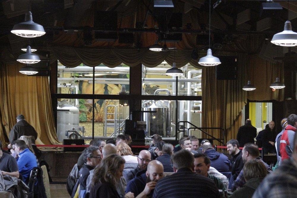 Founders, a mais celebrada de uma cidade com muitas outros atrativos cervejeiros (Foto: Altair Nobre/Beer Art)