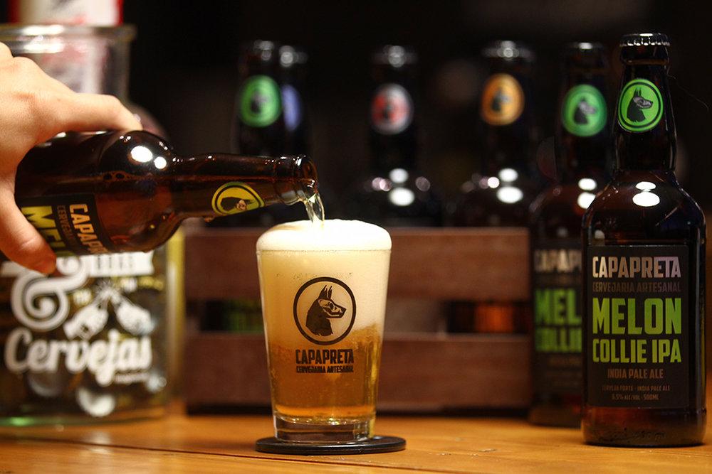 Cervejas artesanais são uma das atrações principais (Foto: Divulgação)
