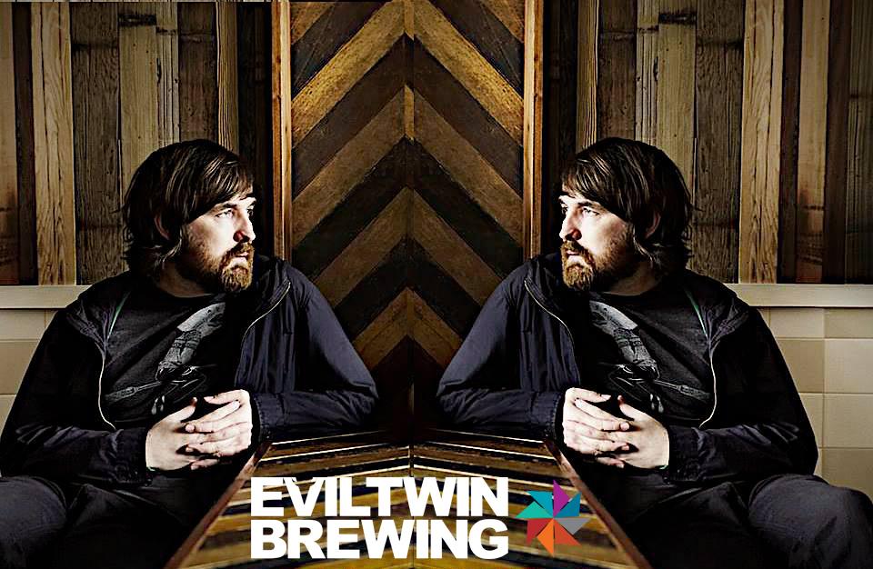 Estabelecido em Nova York, o dinamarquês Jeppe abrirá uma fábrica própria, e assim a Evil Twin deixará de ser uma cervejaria cigana (Foto: Divulgação)