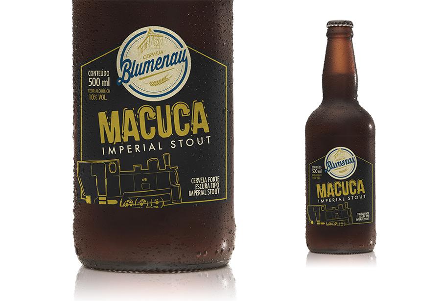 A Macuca pode ser considerada uma cerveja de guarda: válida por até três anos, quanto mais tempo ficar na garrafa, novas características vão sendo acentuadas (Foto: Divulgação)