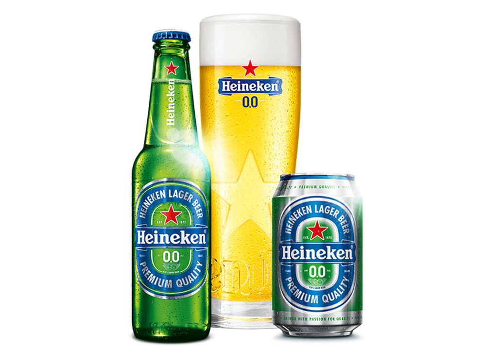 Para identificar a opção zero álcool, o tradicional rótulo ganha a cor azul (Foto: Divulgação)