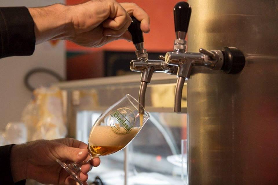 Bierland é uma das principais cervejarias de Blumenau (Foto: Divulgação)