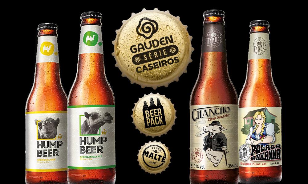 Projeto já foi testado com cervejas da Hammes Beer e da Hump Beer (Foto: Divulgação)
