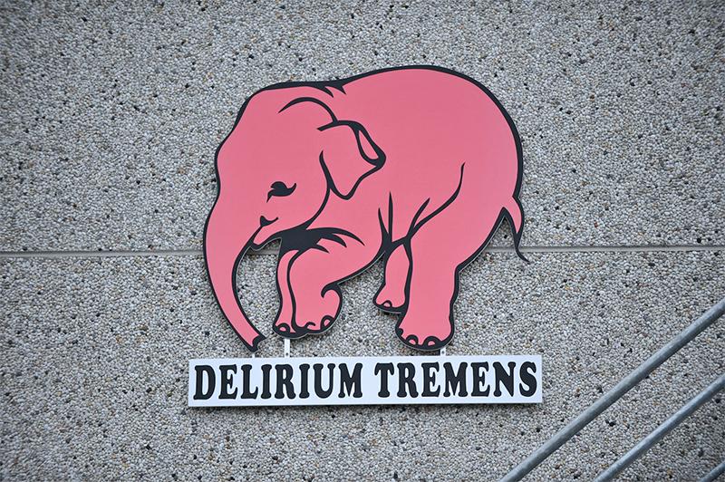 O elefante rosa ganhou respeito internacional entre os apreciadores de cervejas de qualidade (Foto: Divulgação)