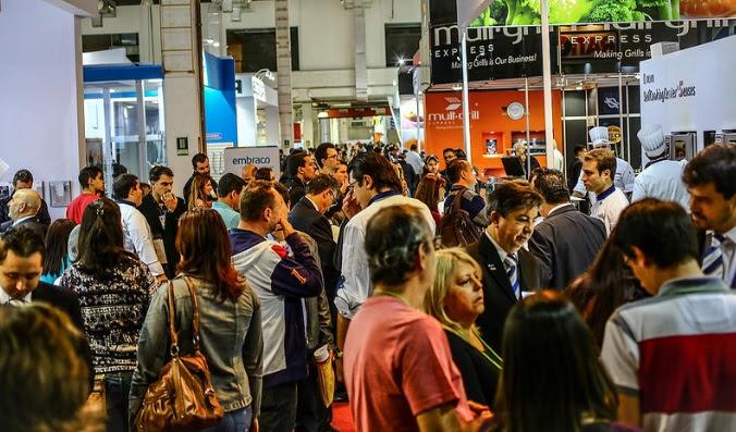 A 33ª Fispal Tecnologia – Feira Internacional de Tecnologia para a Indústria de Alimentos e Bebidas ocorre no fim de junho em São Paulo (Foto: Divulgação)