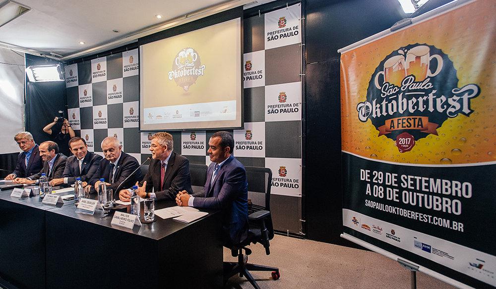Evento, apresentado em coletiva, tem realização a cargo da iniciativa privada (Foto: Divulgação)