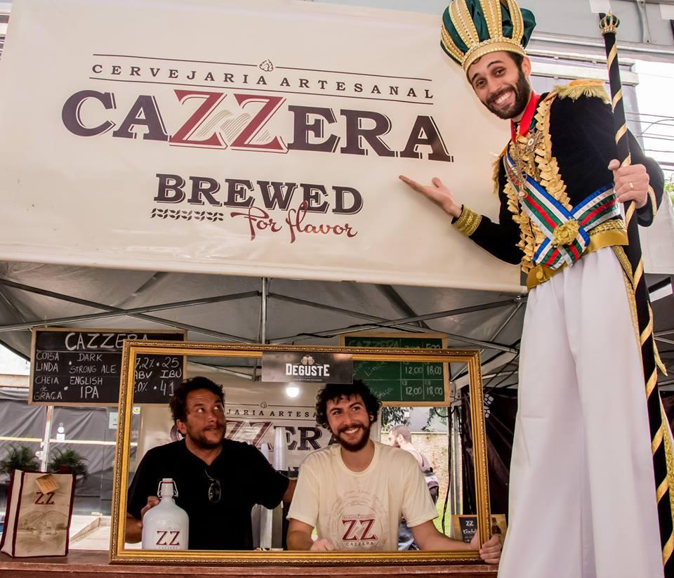A cerveja Cazzera, de Itaipava, é uma das participantes do Deguste (Foto: Divulgação)