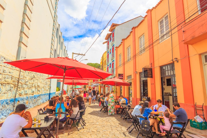 Região Turística dos Imigrantes, no Espírito Santo, é também um roteiro cervejeiro (Foto: Divulgação)