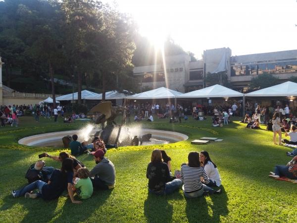 Praça Visconde de Mauá recebe Feira de Cerveja Artesanal (Foto: Divulgação/Prefeitura de Petrópolis)