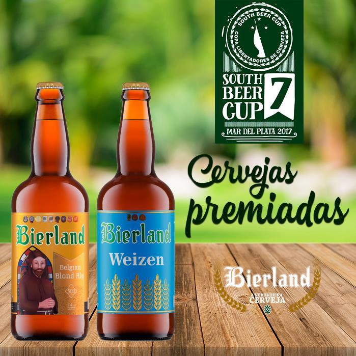 Em Mar del Plata, foram premiadas a Belgian Blond e a Weizen (Foto: Divulgação)