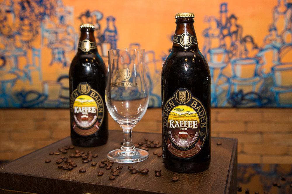 Baden Baden Kaffee Bier reforça linha brasileira de cervejas com café (Foto:Edu Leporo/Divulgação)