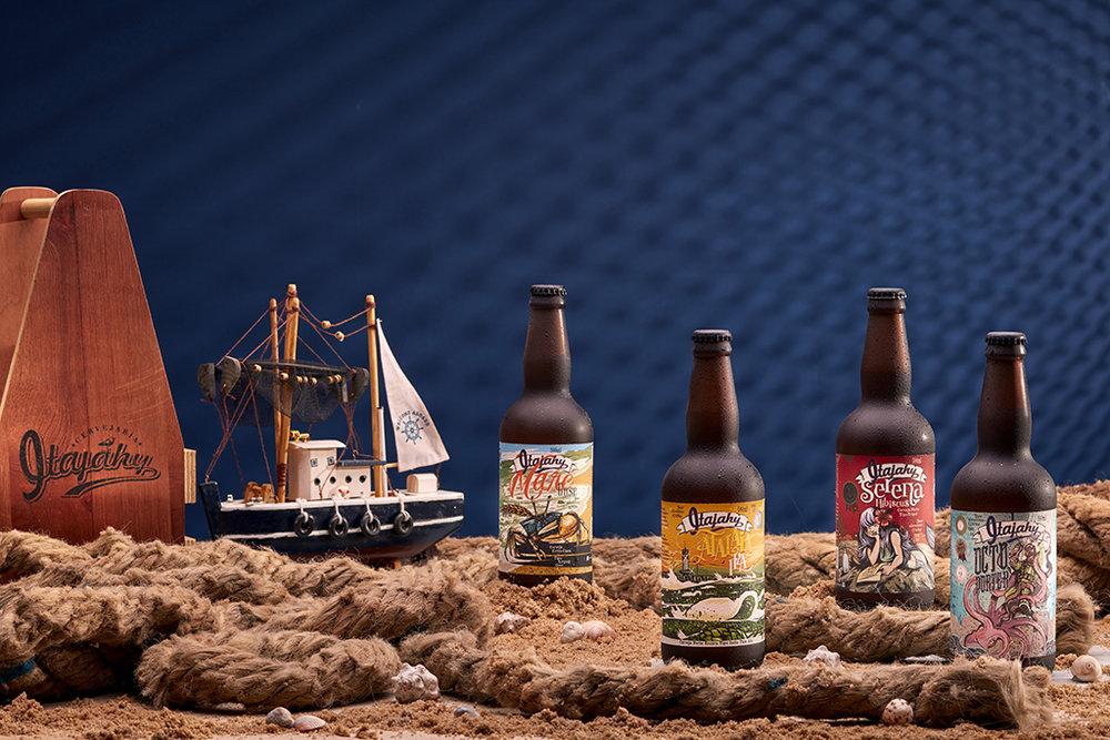 Cerveja Itajahy tem cervejas premiadas em concursos relevantes (Foto: Divulgação)