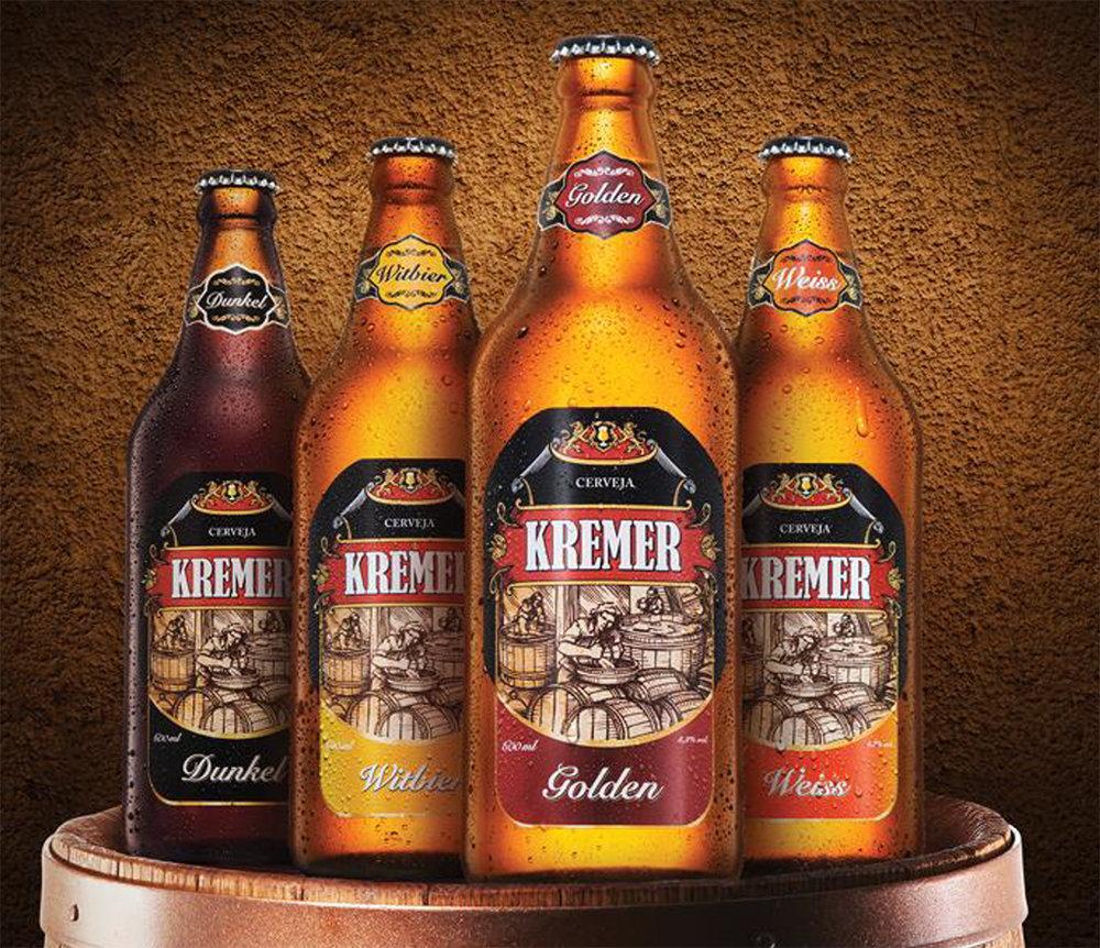 Linha engarrafada reforça as opções dos apreciadores de cerveja artesanal e abastece franquias (Foto: Divulgação)