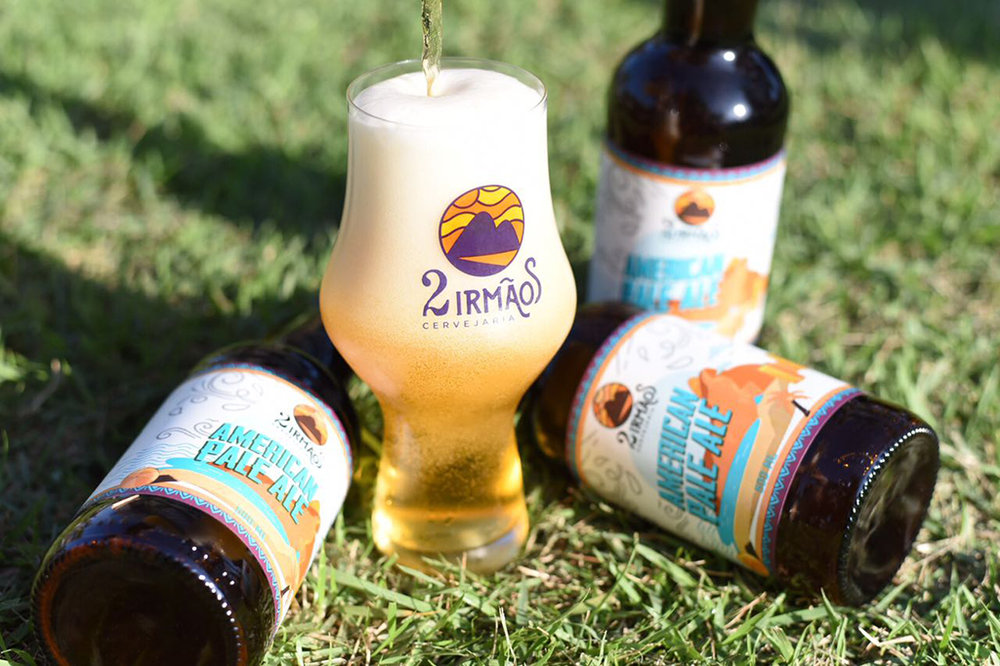 A 2 Irmãos é uma das marcas de cerveja artesanal confirmadas para o evento (Foto: Divulgação)