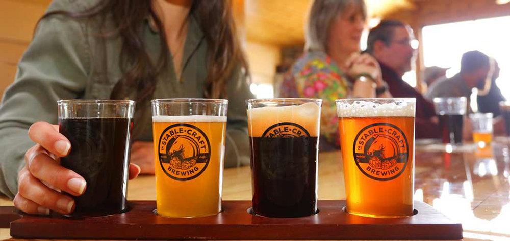 A Stable Craft Brewing é uma das 206 cervejarias em funcionamento na região (Foto: Divulgação)