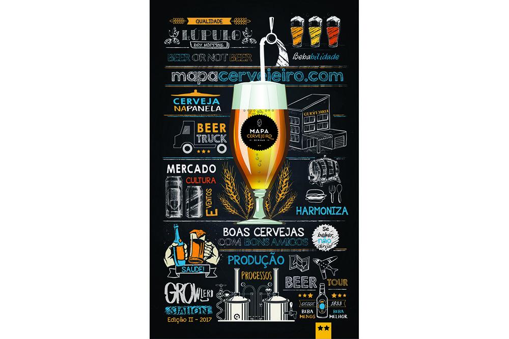 Em relação à primeira edição, o número de empreendimentos cervejeiros cresceu mais de 20% (Foto: Divulgação)
