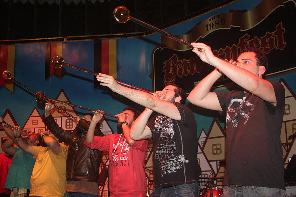Bauernfest- primeiro fim de semana atrai mais de 150 mil pessoas 8.JPG