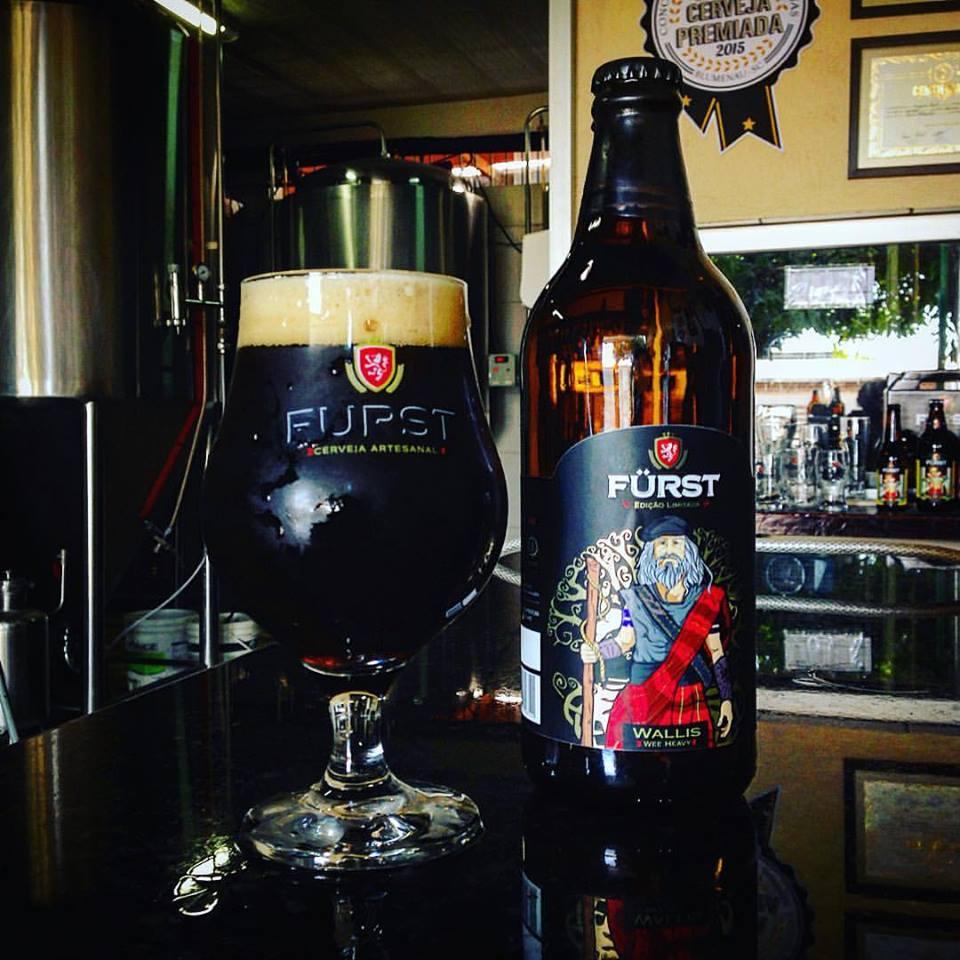 A cerveja chega primeiro ao Fürst Tap Room, em Belo Horizonte (Foto: Divulgação)