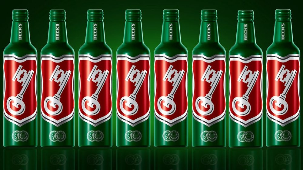 A allubottle protege a cerveja, gela rápido e é a favorita entre colecionadores (Foto: Divulgação)