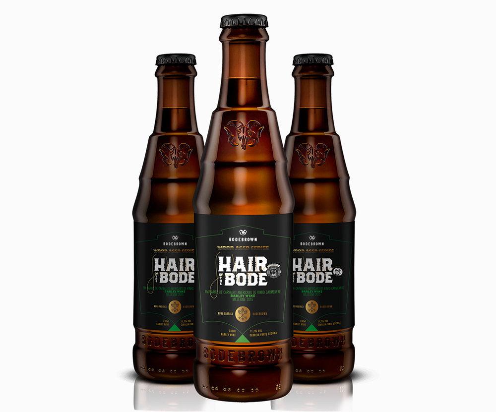 Nome é uma referência à parceira da cervejaria paranaense, a americana Hair of The Dog (Foto: Divulgação)
