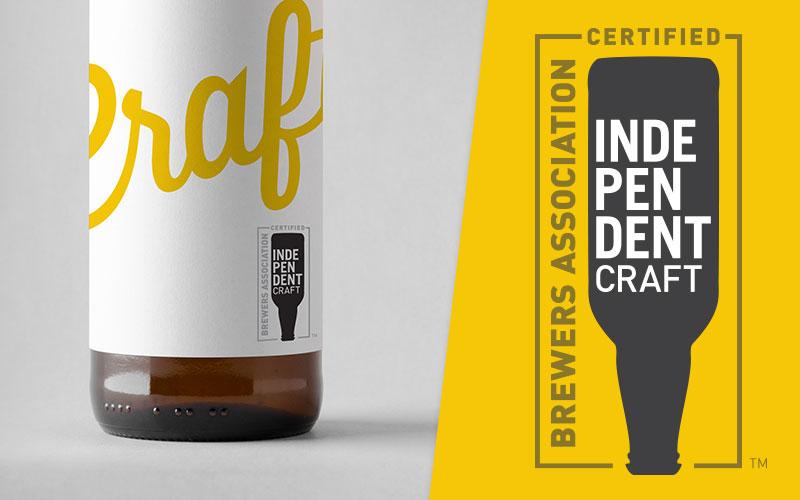 Peça da campanha da Brewers Association para promover o novo selo (Foto: Divulgação)
