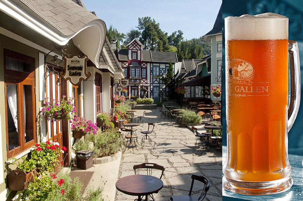 ESB da St. Gallen tem 6,2% de teor alcoólico e amargor de 34 IBUs (Fotos: Divulgação)