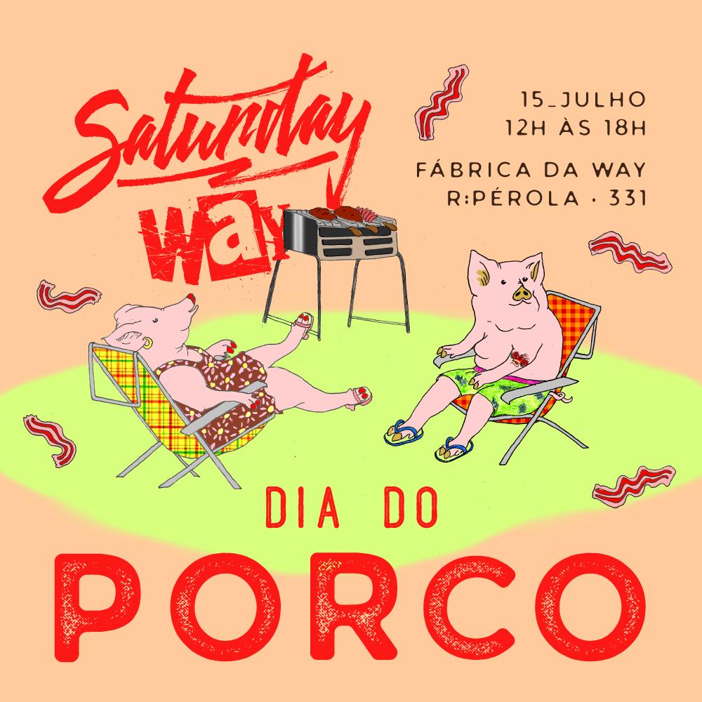 Evento na fábrica da Way tem entrada gratuita, mas com capacidade de público limitada (Foto: Divulgação)