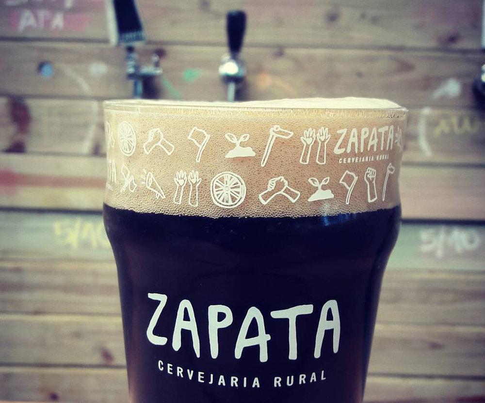 Localizada em Viamão (RS), na Grande Porto Alegre, a Zapata segue o conceito de cervejaria rural (Foto: Divulgação)