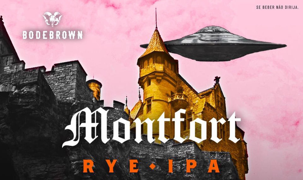 A Montfort Rye IPA é uma das atrações da cervejaria curitibana (Foto: Divulgação)