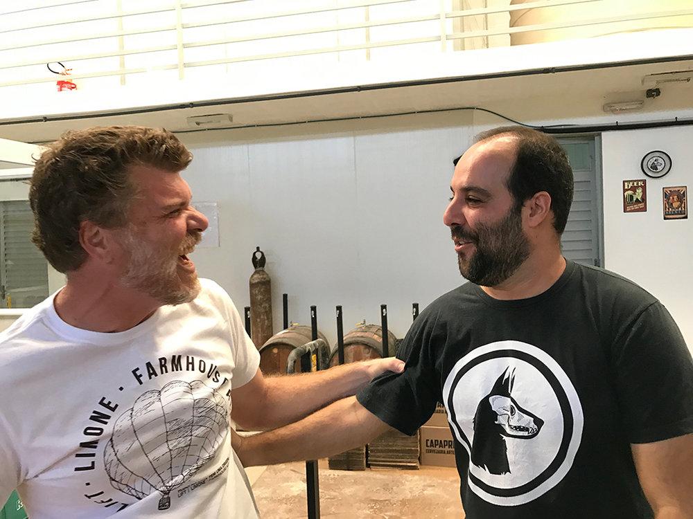 Limonada com Lucas Godinho, da Capa Preta (Foto: Divulgação)