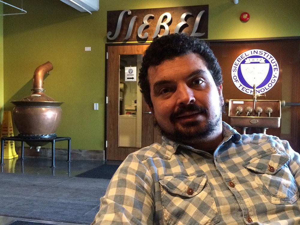 Sommelier de cervejas, Marcelo Scavone é professor na Escola da Cerveja e palestrante em cursos e eventos ligados a cerveja (Foto: Divulgação)