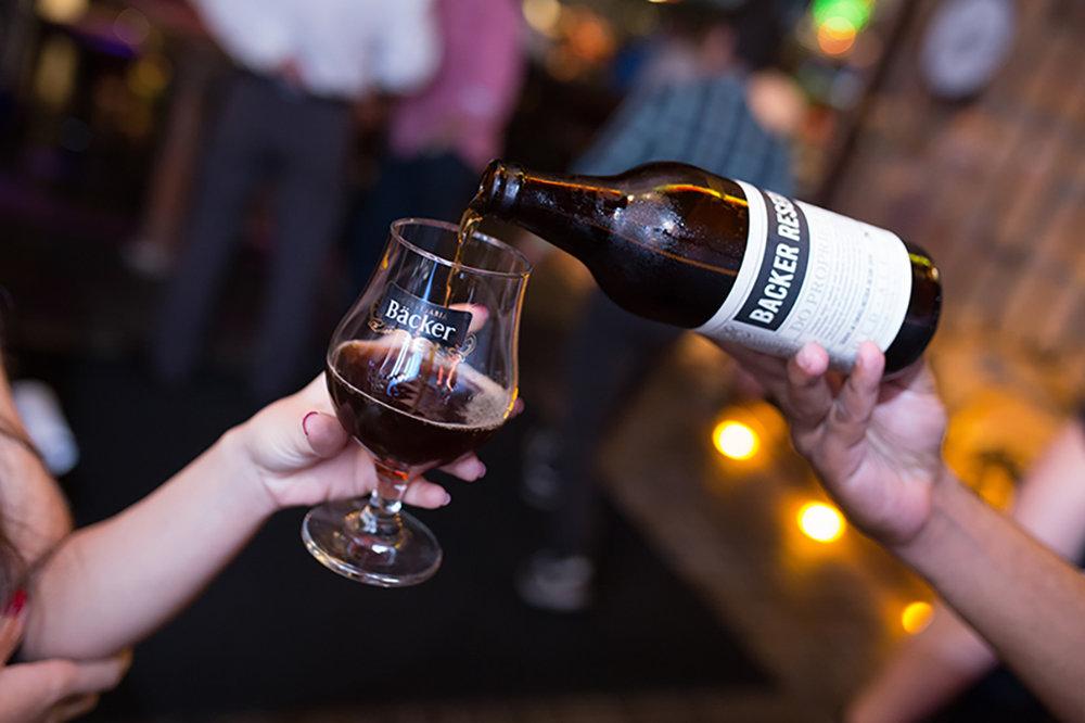 A Reserva vem sendo uma das mais premiadas da cervejaria mineira (Foto: Divulgação)