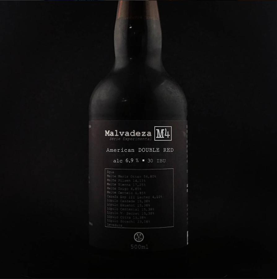 São apenas 240 garrafas e 900 litros de chope da M4 (Foto: Divulgação)