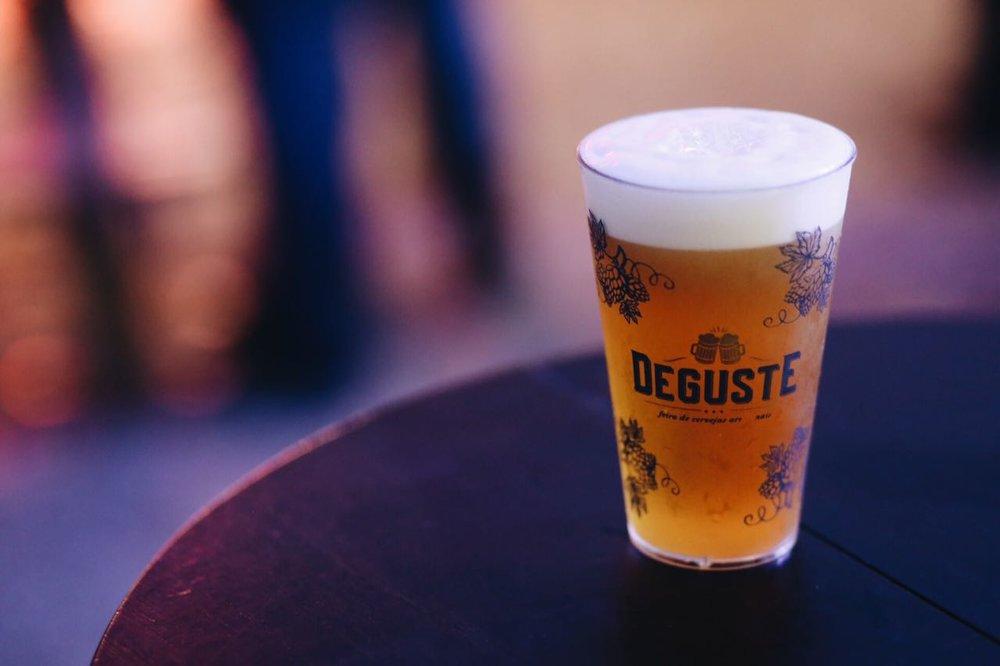 Feira é uma oportunidade de apreciar a diversidade das cervejarias da serra fluminense (Foto: Thayná Delgado/Divulgação)