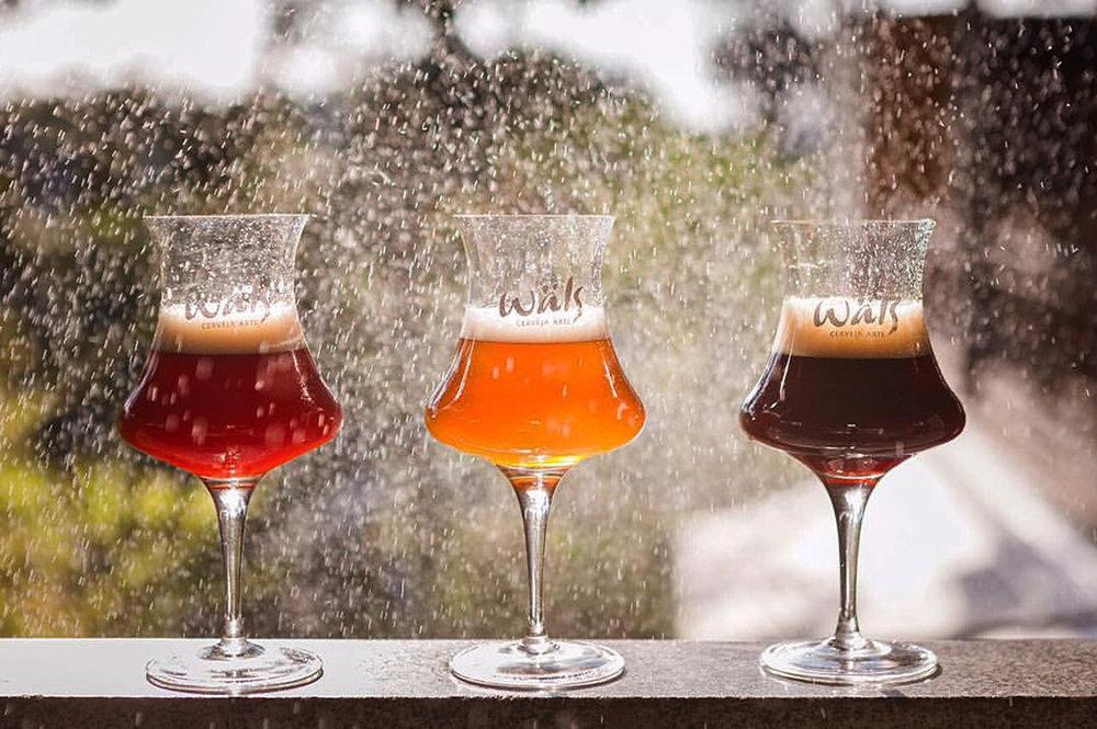 Cervejas da mineira Wäls estão entre os destaques da carta (Foto: Divulgação)