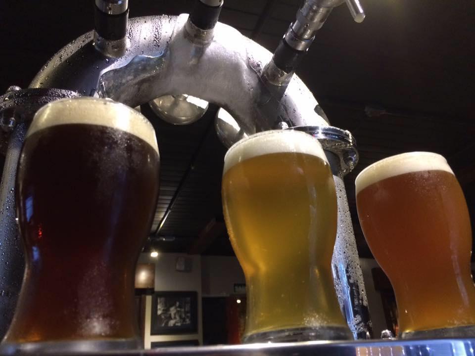 HillNeck leva as suas cervejas ao evento em sua cidade, no norte gaúcho (Foto: Divulgação)