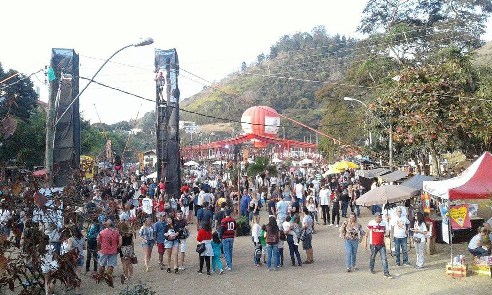 Festa tem atrações em diferentes pontos de Itaipava (Foto: Daniel Maia/Divulgação)