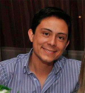 David Silva, o autor (Foto: Divulgação)