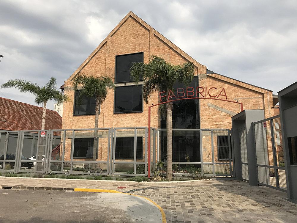 Cervejaria Salvador reformou prédio histórico no centro da cidade serrana (Foto: Divulgação)