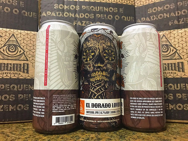 Lúpulo El Dorado é a alma da nova cerveja da Dogma (Foto: Divulgação)