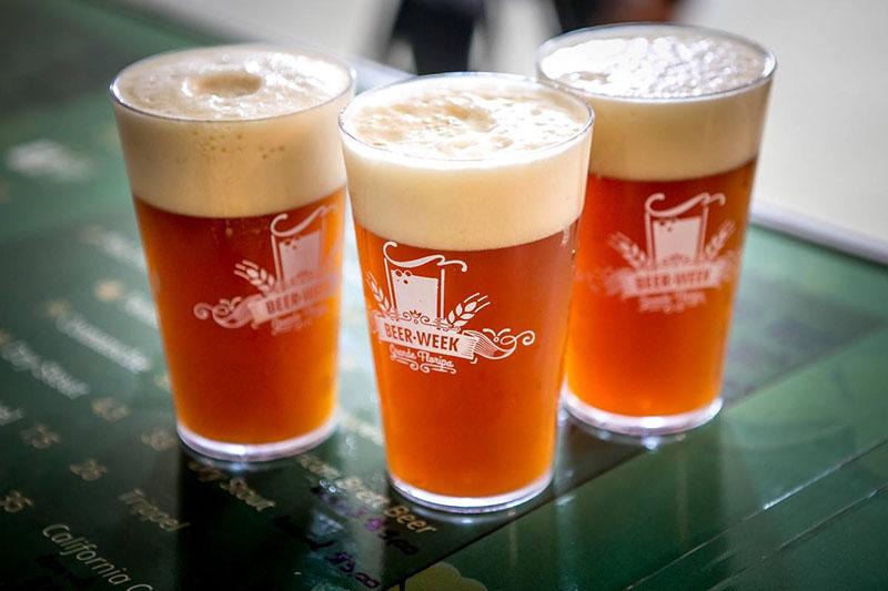 A organização é da União Cervejeira - Associação de Cervejarias Artesanais da Região Metropolitana de Florianópolis (Foto: Eduardo MonteiroDivulgação)
