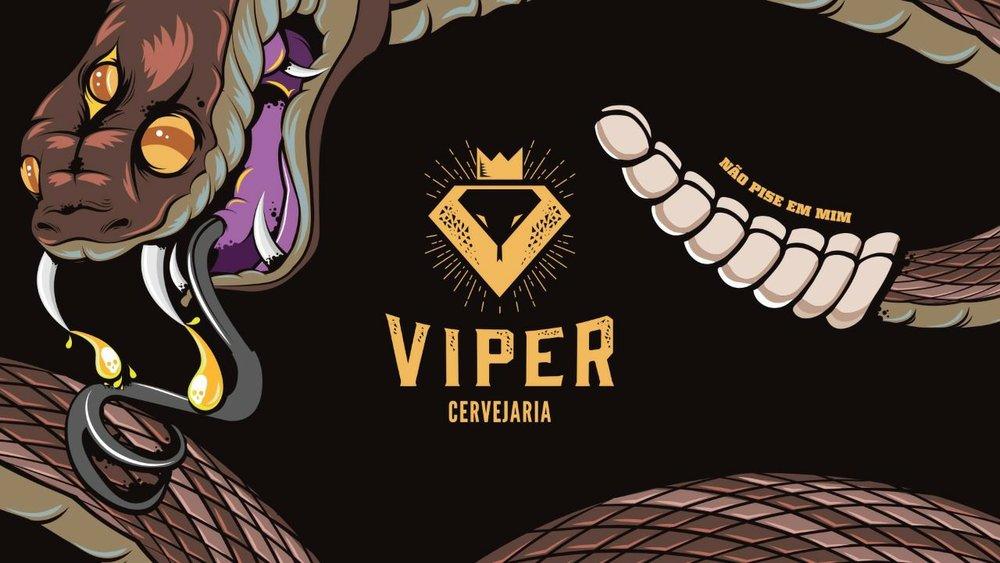 Lançameneto da Viper Golden Ale é em 28 de setembro (Foto: Divulgação)